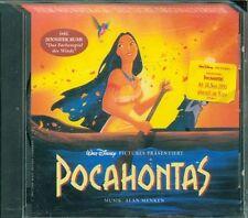 Pocahontas Ost Disney - Jennifer Rush Deutsche Originalversion Cd Eccellente