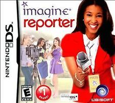 IMAGINE: REPORTER DS  GAME NEW