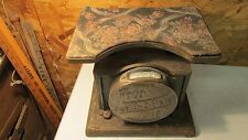 Antique Cast Iron Roto Health-O-Meter Dial Scale