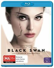 Black Swan (Blu-ray, 2011) NEW