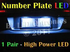 Number License Plate WHITE SMD LED Light for Nissan Skyline R32 R33 R34