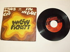 "WILSON PICKETT ""STAG-O-LEE"" disco 45 giri ATLANTIC Italy 1967"