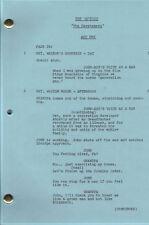 "THE WALTONS show script ""The Caretakers"""
