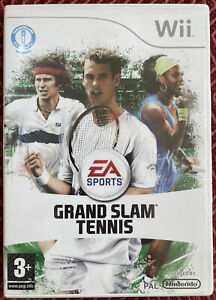 EA Sports Grand Slam Tennis (Wii), Nintendo Wii Video Games With Manual EB18