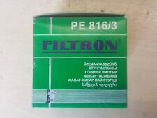 Citroen Berlingo C5 PEUGEOT 806 2.0D Fuel Filter 1999 to 2006 Filtron PE816/3