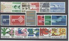 jaargang 1968 postfris (MNH) met kindblok