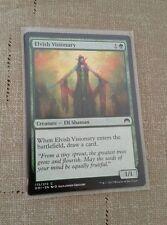 MTG Magic Origins 4x 4 x Elvish Visionary x4 ~ MINT ~ UNPLAYED Common M16