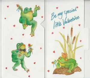 Stamp postage paid Australia greeting lettergram Valentine pre-printed envelope