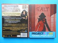 blu ray steelbook metal box limited edition salt angelina jolie deluxe edition z