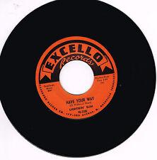 LIGHTNIN' SLIM - HAVE YOUR WAY / I'M LEAVIN' YOU BABY (Killer Country Blues Bop)