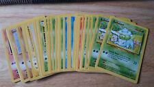 Pokemon Trading Cards Tcg - Uncommon Cards Base Set Unplayed - You Pick Choose !