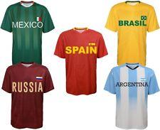 Gen 2 Soccer Federation Jerseys - Adult/Youth