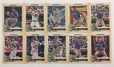 2017 Topps Gypsy Queen Seattle Mariners Team Base Set 10