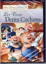 LES TROIS PETITS COCHONS - DVD - Neuf sous blister