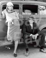 Bonnie and Clyde (1967) Faye Dunaway, Warren Beatty 10x8 Photo