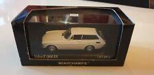 Minichamps Volvo P1800 ES. White. 1 of 1200. Mint.