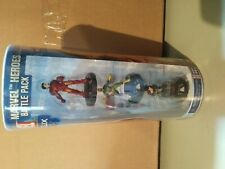 Marvel Heroes Battle Pack, Heroclix, Iron Man, Iron Fist, Punisher, 2009