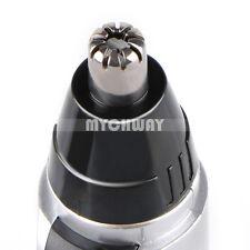 Portable Hair Trimmer Clipper Grooming Cordless Nose Beard Face Body Shaving New