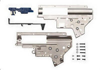 AIRSOFT AEG LONEX 8MM GEARBOX MP5 VERSION 2 CHROMIUM PLATED UK DELIVERY