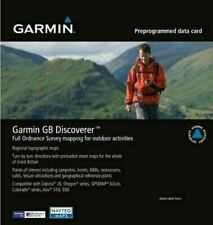 Garmin GB Discoverer Great Britain Topographic Maps SD Card 1:50k - 2018 Updated
