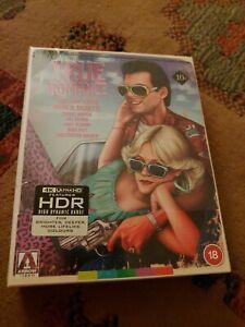 True Romance 4K UHD Blu-ray - Arrow Video Limited Edition Boxset - Region Free