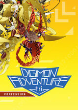 Digimon Adventure Tri.: Confession [New DVD] Widescreen