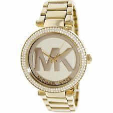 Michael Kors Women's Parker Gold-Tone Watch MK5784
