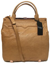 NWT Botkier Gansevoort Messenger Bag, Camel Color, MSRP: $348.00