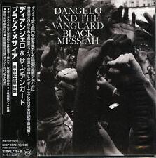 D'ANGELO & THE VANGUARD-BLACK MESSIAH-JAPAN 2 MINI LP CD BONUS TRACK Ltd/Ed G29