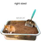 DuraScoop Jumbo Cat Litter Scoop All Metal Solid Core Sifter Deep Shovel Multi