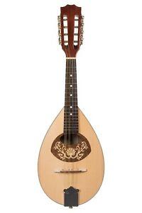 HORA Portuguese II Solid Wood Mandolin
