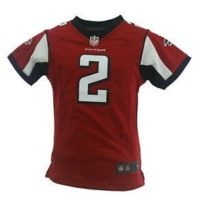 Girls Atlanta Falcons Matt Ryan NFL Nike Children's Kids Youth Size Jersey New