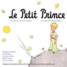 CD Le Petit Prince - De Antoine De Saint-Exupéry - Raconté par Gérard Philipe