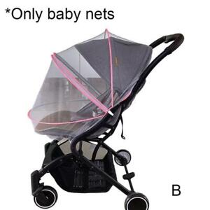 Universal  Baby Stroller Pushchair Mosquito Insect Net Cover for Pram Car Seat