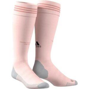 Manchester United Adidas Pink Socks