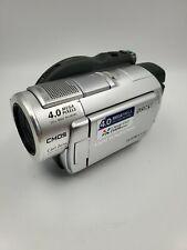 SONY DCR-DVD408 DIGITAL VIDEO CAMERA RECORDER Camera Only