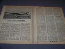 VINTAGE..NUFFIELD-NAPIER-HESTON RACER..HISTORY/PHOTO...RARE! (626F)