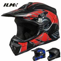 Motorcycle Helmet ATV Motocross Dirt Bike Downhill Off-Road DOT For Kid Youth
