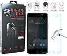 100% Ultra Clear LCD Tempered Glass Screen Protector For HTC One M10 / HTC 10