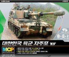 1/48 R.O.K. ARMY K9 Self-propelled howitzer #13312 MCP RC 2CH gear box