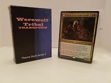 MTG Standard  & Theme Decks - Werewolf Tribal Transform Magic the Gathering