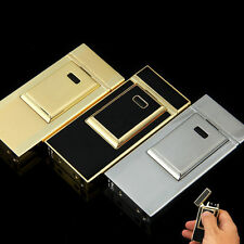 Windproof  Flameless Electronic USB Rechargeable Cigarette Tobacco Cigar Lighter