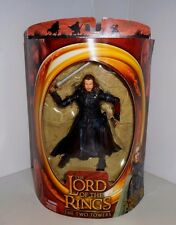 """NEW ~ 7"""" GONDORIAN ACTION FIGURE LOTR LORD OF THE RINGS THE TWO TOWERS BY TOYBIZ"""