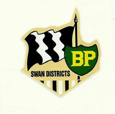 SWAN DISTRICTS & BP Vinyl Decal Sticker PETROL afl vfl SWANS WANFL WAFL