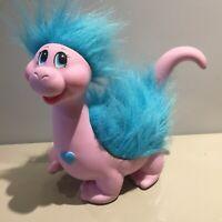Vintage Snugglebumms Playskool 80s Tuggles dinosaur dino EXCELLENT CONDITION MLP