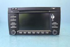 2010 PORSCHE CAYENNE 3.6L #3 STEREO TUNER RADIO CD NAVIGATION DISPLAY HEAD UNIT