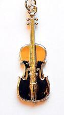 Silver Cello Keychain (K15-7N), Nice Gift