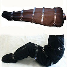 Quality Gimp Bondage Straight Jacket Sleep Sack Straitjacket Body Bag