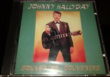 NEUF SCELLE JOHNNY HALLYDAY INTROUVABLE CD RUSSE SOUVENIRS SOUVENIRS