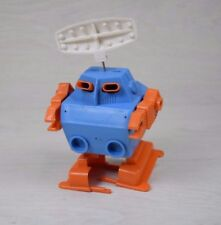 Vintage Collectible Mechanical Wind Up Russian Space Age Explorer Robot Toy Rare
